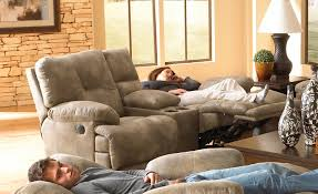 Sectional Sofas With Recliners And Cup Holders Catnapper Reclining Sofa And Loveseat Tehranmix Decoration