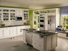 vintage kitchen backsplash cool vintage kitchen ideas with backsplash and green wall 2279