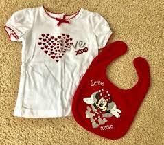 minnie mouse s day koala baby s day shirt disney minnie mouse bib set ebay