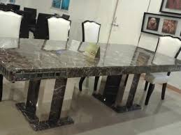 Dining Set - Granite dining room tables and chairs