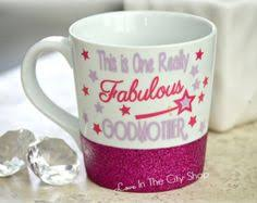 Godmother Mug Happy Birthday Fairy Godmother Greeting Or Note Card Cards