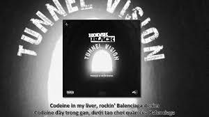lyrics vietsub kodak black tunnel vision youtube