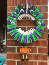 How To Make Halloween Wreaths by American Flag Wreath Clothespin Wreath Created By Annie Huynh