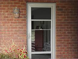Lowes Glass Screen Doors by Furnitures Ideas Lowes Storm Door Handles Larson Storm Doors