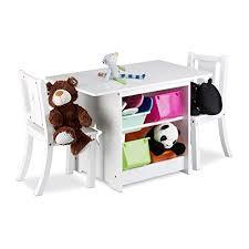 table chaise fille relaxdays albus ensemble table chaise en bois pour enfant pour