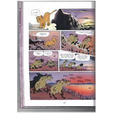 young reader comics graphic novels lion king disney