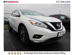 nissan murano ground clearance new 2017 nissan murano sl sport utility in vandalia n17t187