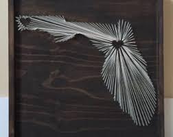 florida string art etsy