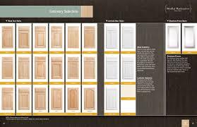 Kitchen Cabinet Door Styles Options Furniture Stunning Merillat Cabinets For Smart Kitchen Or