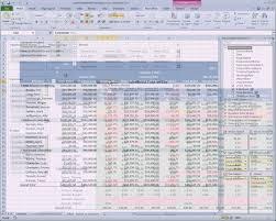 Resource Management Excel Template Excel Powerpivot Analysis Sunlight Service Resource Planning