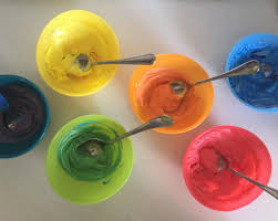 cookie color mixing toddler test kitchen