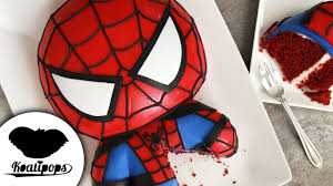 spiderman cake marvel party ideas diy u0026 how to youtube