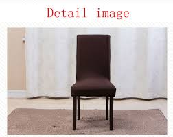 Custom Dining Room Chair Covers Compare Prices On Dining Table Chair Covers Online Shopping Buy
