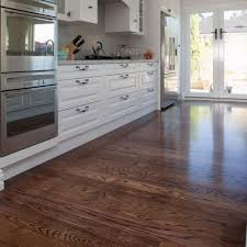 Chocolate Laminate Flooring American Oak Stained Chocolate Art Of Timber