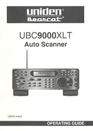 uniden scanner ubc9000xlt user guide manualsonline com