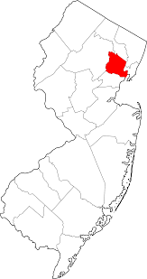 map of essex county nj file map of jersey highlighting essex county svg wikimedia