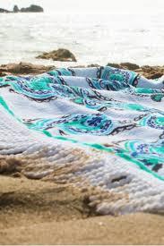 Vagabond Home Decor by Vagabond Round Beach Towel From Minnesota By Big Island Swim