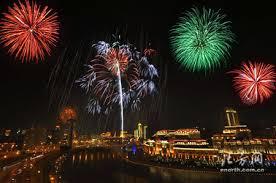 fireworks lantern classic folk activities to celebrate the lantern festival china