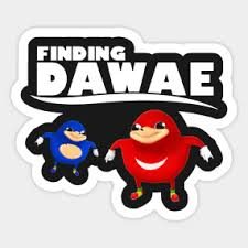 Meme Stickers - ugandan knuckles meme stickers teepublic