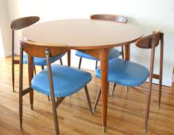 mid century modern dining table set dining room coffee tables mid century modern round kitchen table