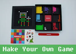 bloxels review make your own game