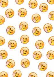 pare de 25 melhores ideias de papel de parede de emoji no
