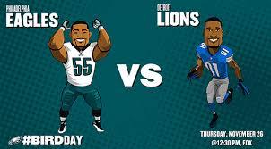 preview eagles vs lions