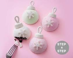 how to make individual ornament cakes cakegirls