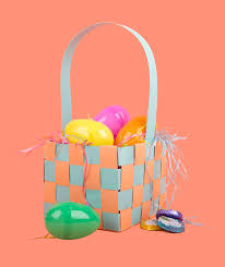 paper mache easter baskets easter baskets that as pretty decorations real