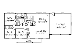 simple ranch house floor plans basic ranch style house plans homes floor plans