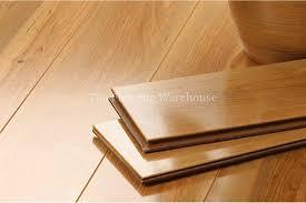 Gloss Tile Effect Laminate Flooring Light Walnut Gloss Laminate Flooring