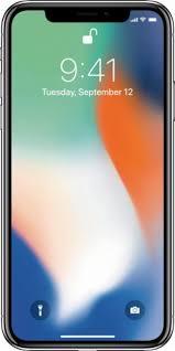 Iphone X Apple Iphone X 64gb Silver Mqa62ll A Best Buy