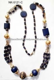 indian metal necklace images Bone metal beads necklace jewelry fashion costume imitation jpg