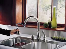 delta kitchen faucet photo delta kitchen faucet photos u2013 design