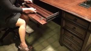 Desk Sets For Home Office Westhaven Executive Home Office Desk Set By Wynwood Furniture