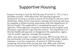 new york city housing department of homeless services housing