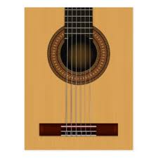 classical guitar cards greeting photo cards zazzle