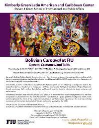 Fiu Campus Map Bolivian Carnaval At Fiu Tickets Thu Apr 20 2017 At 1 00 Pm