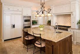 nice cream with luxury kitchen island home design and decor image of cream with luxury kitchen traditional