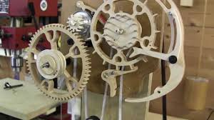 brian law u0027s woodenclocks remontoire rig youtube