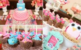 owl centerpieces baby shower ideas themes for boys and
