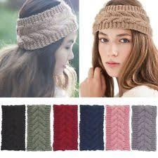 knit headbands knit headband hair accessories ebay