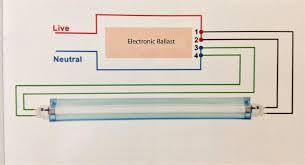 t8 ballast wiring diagram dolgular com