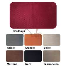 tappeto in microfibra mosaico microfibra tappeto passatoia varie misure tuttitappetini