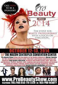 pro beauty show 2014 macon ga
