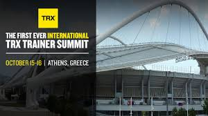 trx trainer summit athens greece 15th october 2016 youtube