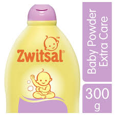 Paket Bedak Zwitsal baby powder care 300gr