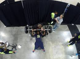 best photos from the 2014 combine los angeles chargers