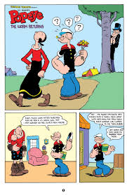 popeye the sailor popeye u0027 2 pits sailor against actor for olive oyl u0027s affection