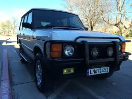 land rover rusty 1992 range rover rust free excellent mechanical for sale in